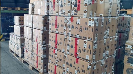Schoppe Bräu fertig gepackte Bierkartons