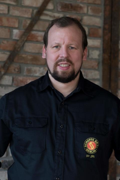 Geschäftsführer Christian Schulze